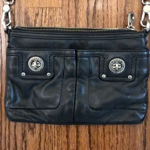 Black Marc Jacobs cross body bag